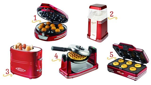 Time Travel With These Nostalgic Kitchen Gadgets