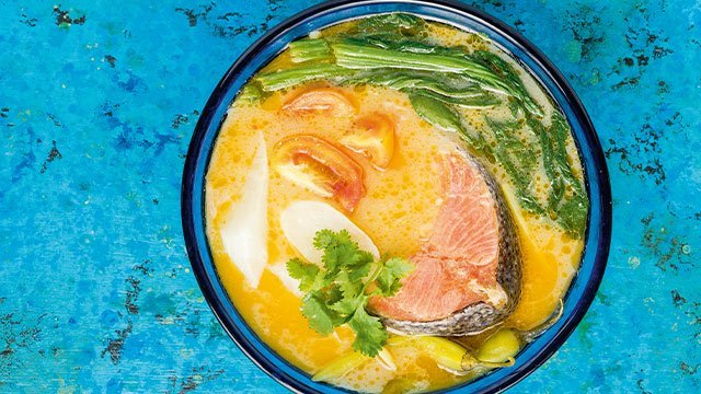 Seafood Lovers You Can Make Sinigang Using Salmon