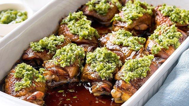 Bake Chicken Recipes Easy 4 Ingredients Simple