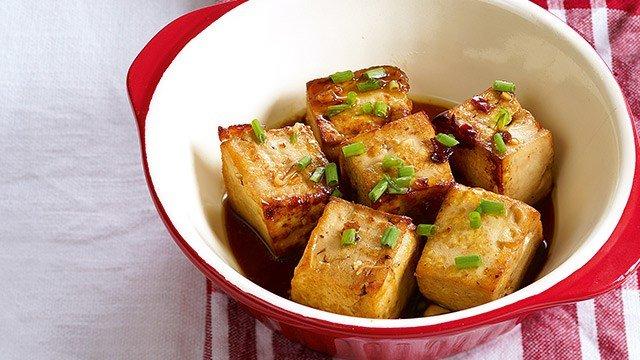Marinated Tofu and Vegetable Stir-fry Recipe