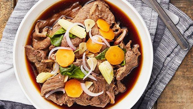 Easy Sukiyaki Beef Recipe