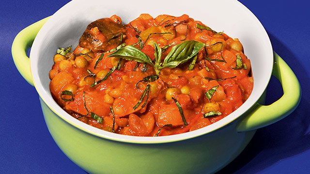 Vegetable And Bean Stew Recipe