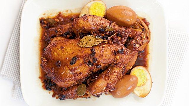 Chicken Humba Recipe