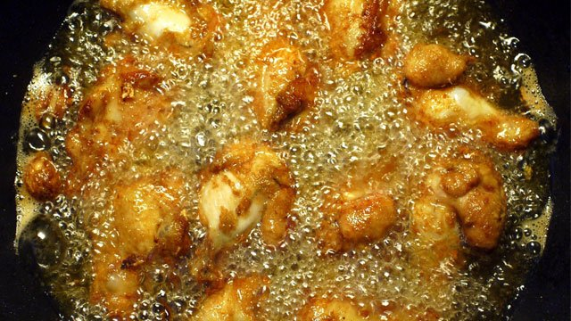 Is Your Oil Hot Enough? Plus, Other Deep Frying Tips