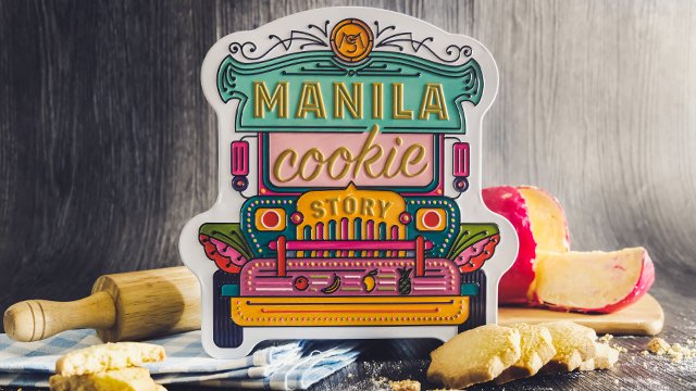 These Scrumptious Cookies Are Made With Pinoy Pride