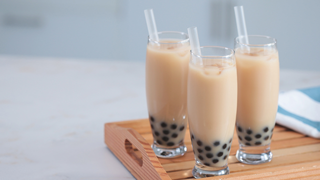 This Is How You Can Make Milk Tea At Home Even The Tapioca