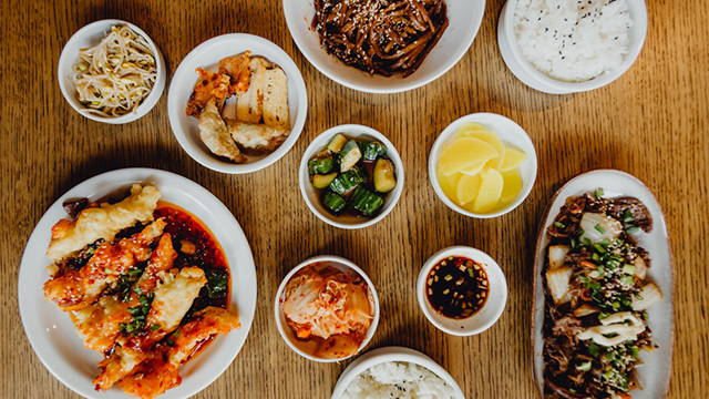 A Guide To The Delicious Side Dishes At Korean Barbecue Restos