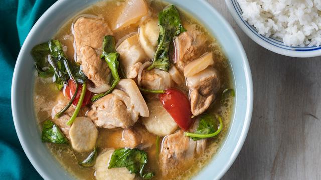 Sinigang Na Baboy Sa Miso Recipe