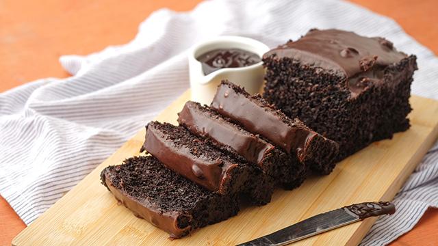 Moist Chocolate Loaf Cake Recipe