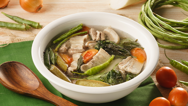 Delicious Pork Sinigang Recipe
