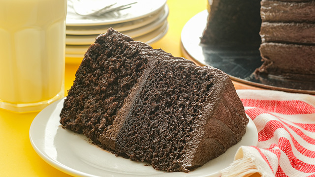Mayonnaise Chocolate Cake Recipe