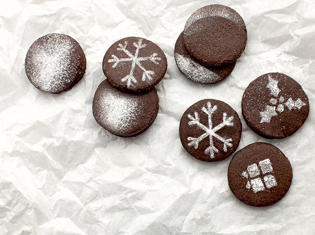 Chocolate Christmas Cookies.Yummy Ph Filipino Recipes By Yummy Magazine Online