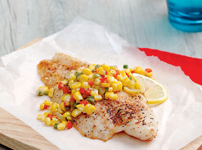 How to Fry a Tilapia Fish Fillet