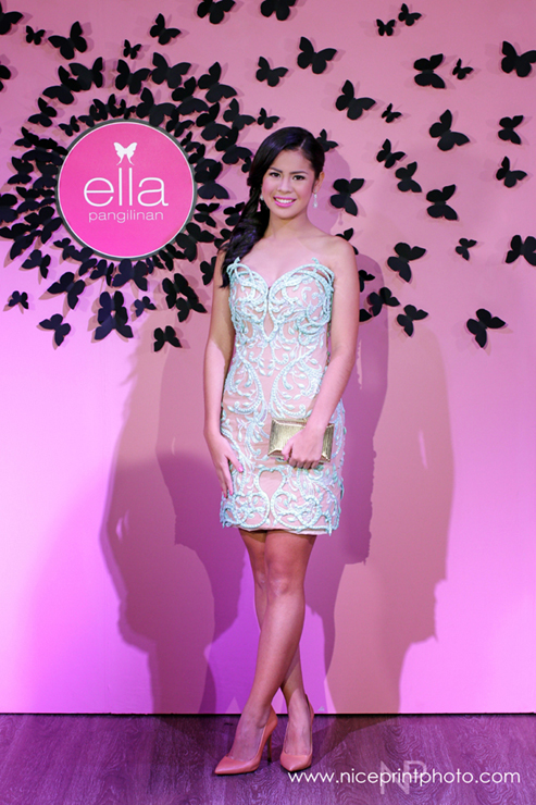 Featured Debut: Ella Pangilinan