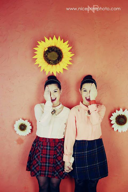 Featured Pre-debut: Pilar Twins