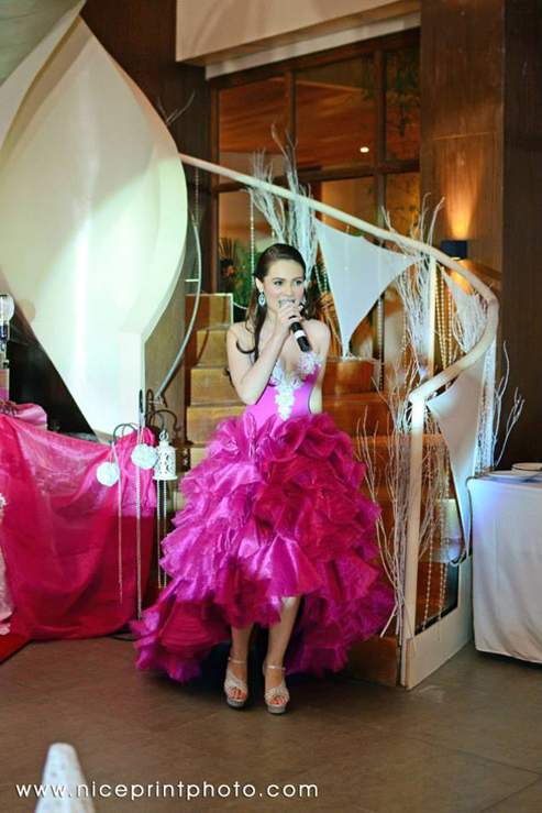 Featured Debut: Yssa Alvarez
