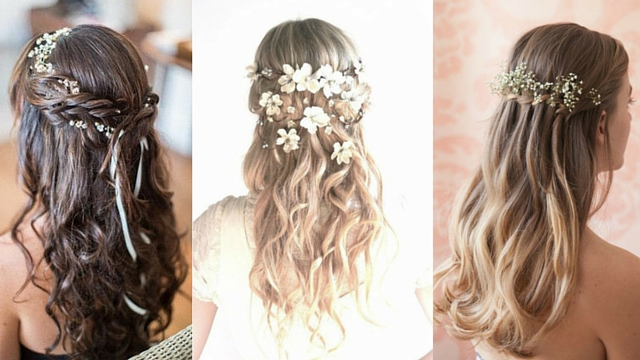5 Cute Floral Hairstyles You Need To Try