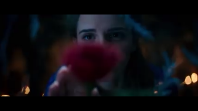 Here's Your First Look at Emma Watson as Belle