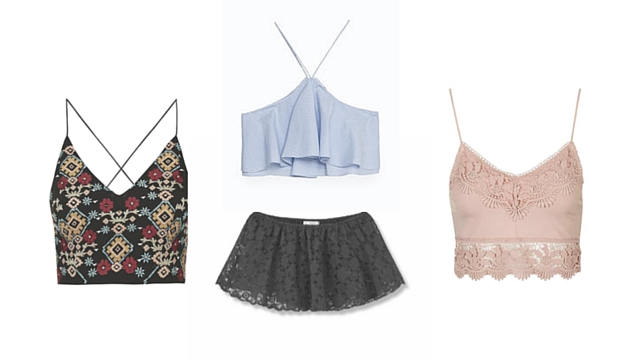 10 Bralettes You Can Rock As Tops