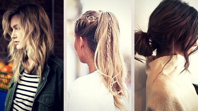 Rainy Day Hairstyles You Need To Master