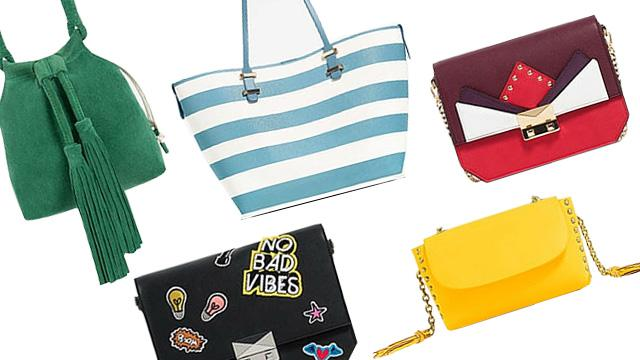 Bright Bags You Need To Beat The Rainy Blues