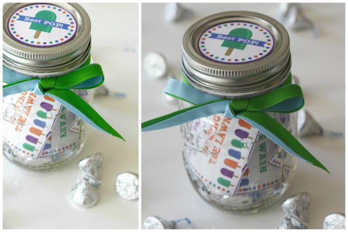 DIY: Coupon Jar for Father's Day