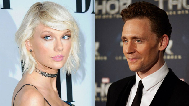 Tom Hiddleston and Taylor Swift Were Spotted Together