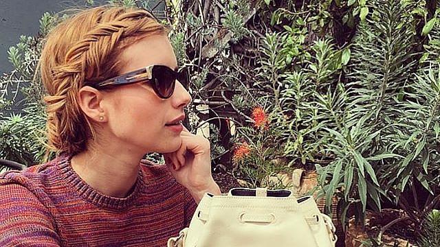 6 Times Emma Roberts Gave Us Legit Hair Goals