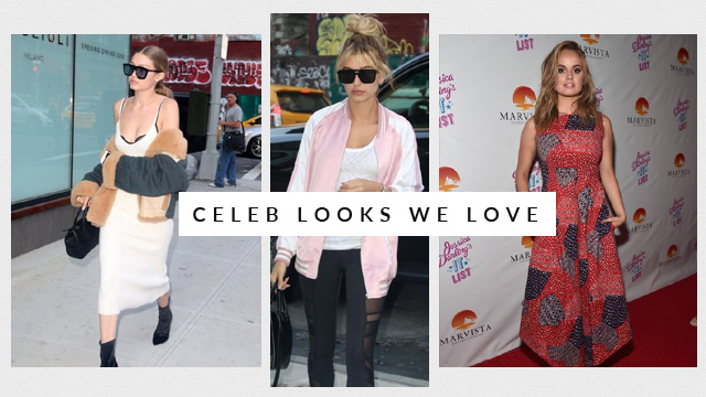 Celeb Looks We Love: Hailey Baldwin, Gigi Hadid, and More!