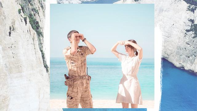 This is Where You'll Find the Breathtaking Beach from Descendants of the Sun