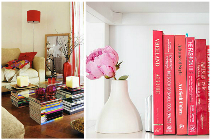 5 Creative Ways to Decorate with Books