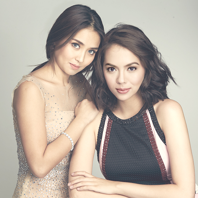 Kathryn Bernardo and Julia Montes Have Reunited | Candy