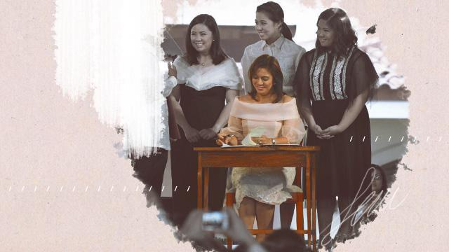 The Vice President of the Philippines Has Advice For Young Girls