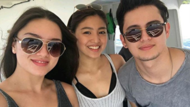Nadine Lustre Wore a Bikini to Their Cebu Getaway and Fans Went Cray
