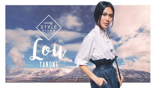 Style Files: Lou Yanong