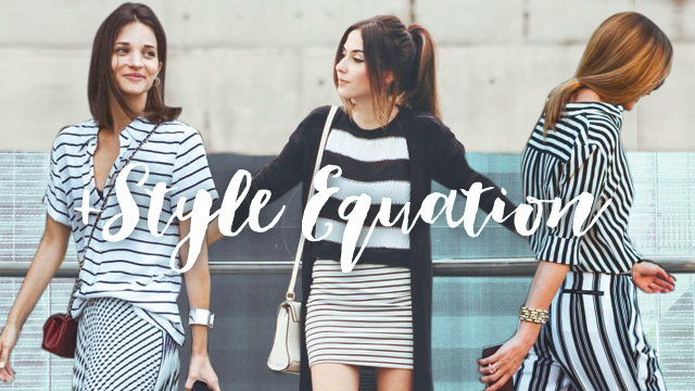 Style Equation: Stripes on Stripes