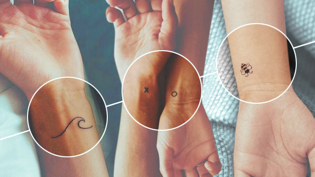 16 Cute Wrist Tattoos We Want