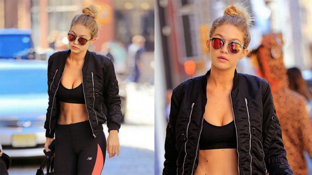 Here's How You Can Stay in Shape Just Like Gigi Hadid