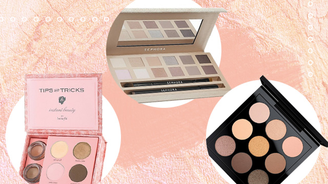 10 Neutral Eye Shadow Palettes You Will Surely Love