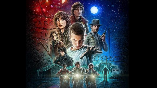 Why Everyone Is Watching the Netflix Show Stranger Things