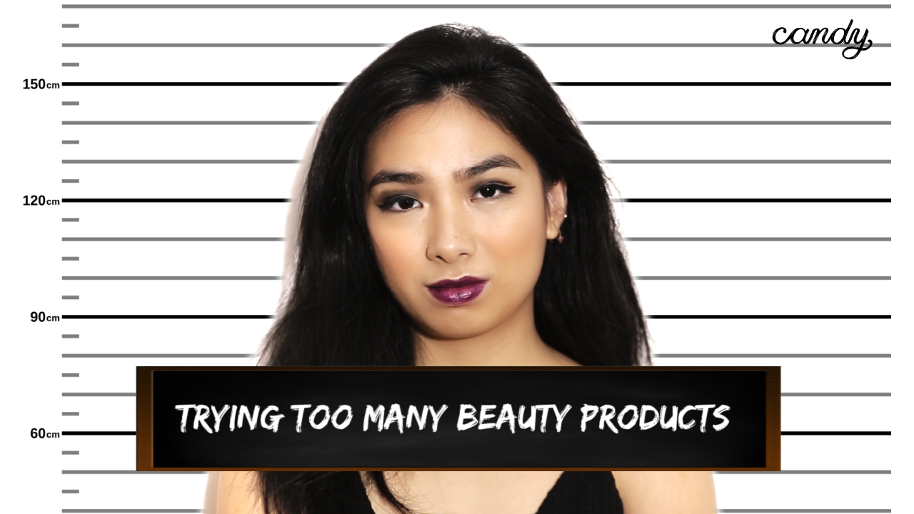 Beauty Crimes: Overdone Makeup