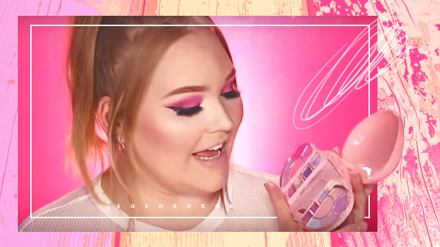 Watch This Beauty Vlogger Create A Full Face Using Kids Makeup