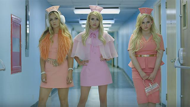 The Chanels are Back in this Brand New Teaser for Scream Queens