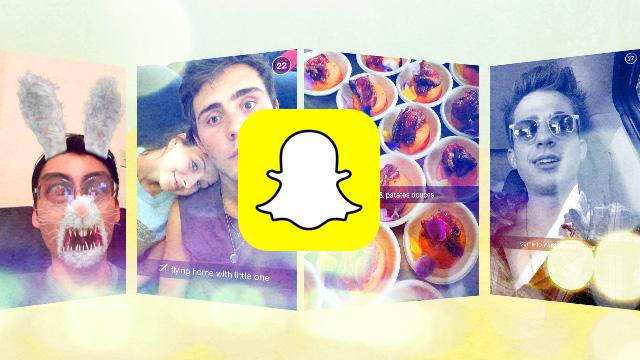 14 Types of People on Snapchat