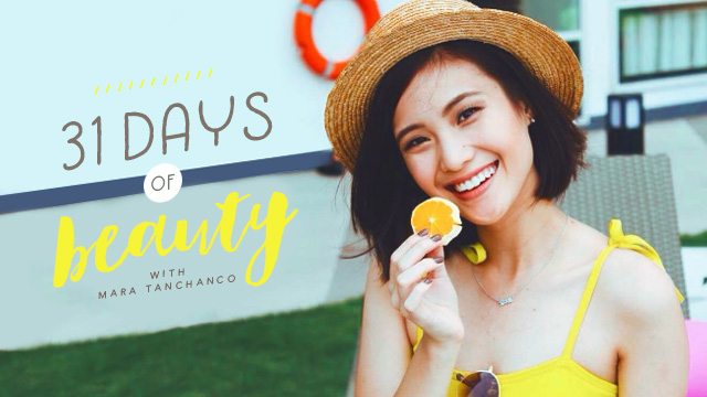 31 Days of Beauty: Mara Tanchanco