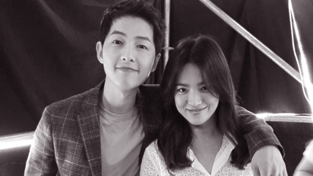The Descendants of the Sun Cast Had a Mini-Reunion
