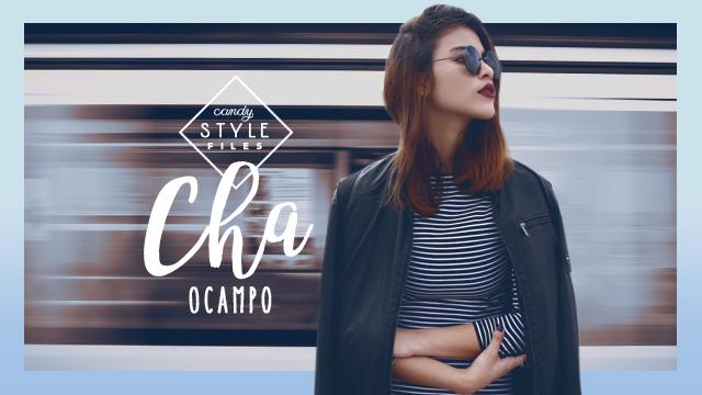 Style Files: Cha Ocampo