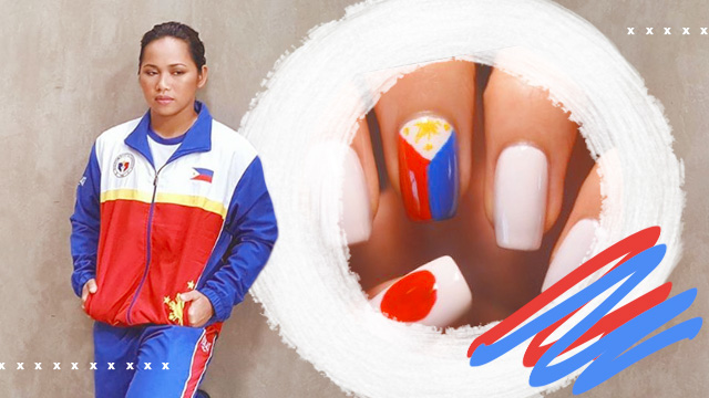 Show Off Your Pinoy Pride Through Nail Art