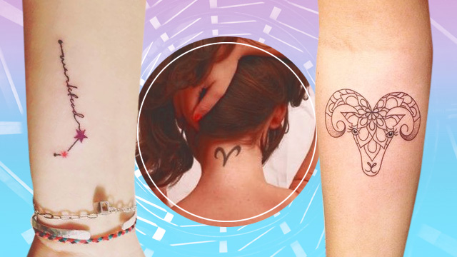 8 Tattoos Every Aries Girl Would Love