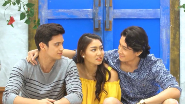 Here's a Closer Look at James Reid and Nadine Lustre on Till I Met You